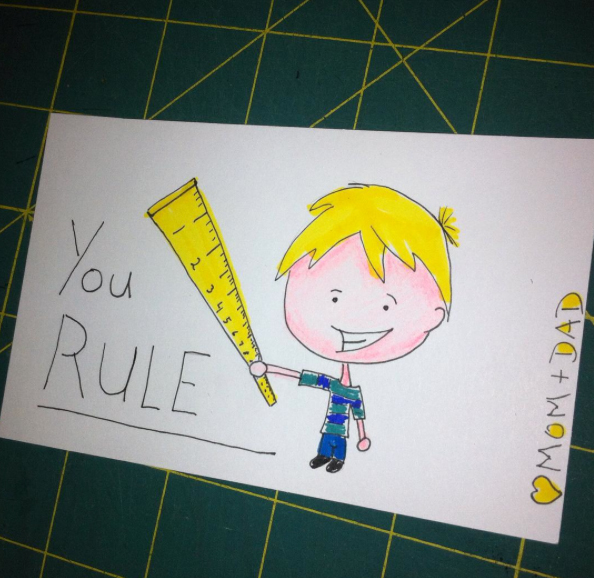 TheBoy does rule! –by CretinDaddy–